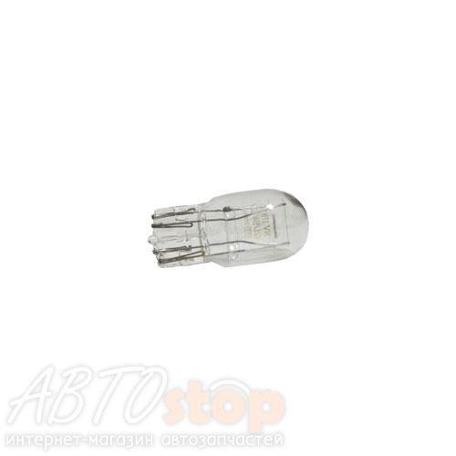 Лампа 12v w21/5w (2-х контактная, безцокольная) narva