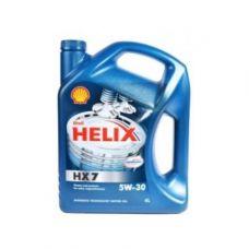 Масло Shell Helix HX7 5W30 4л