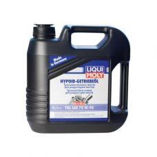 Масло Liqui Moly Hypoid-Getriebeoil TDL (GL-4/GL-5) 75W-90 4л
