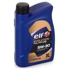 Масло Elf Evolution Full-Tech 5w30 1л