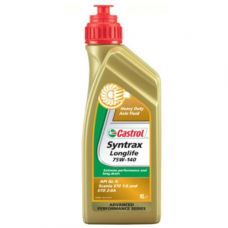 Масло Castrol Syntrax Long Life 75W-140 1л