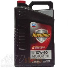 Масло Chevron Havoline 10W40 4,73л
