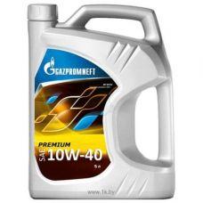 Масло Gazpromneft Premium 10W40 5л