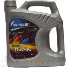 Масло Gazpromneft Super 10W30 4л