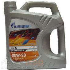 Масло Gazpromneft GL-5 80W90 4л