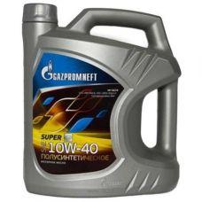 Масло Gazpromneft Super 10W40 4л