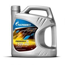 Масло Gazpromneft Premium N 4л 5W40 синтетика