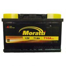 АКБ Moratti 71 а/ч обратная полярность