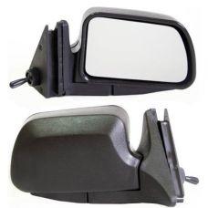 Зеркало наружнее комплект ВАЗ 2104-05 объемные