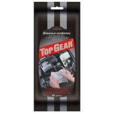 Салфетки для рук Top Gear