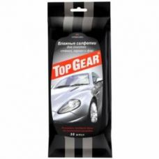 Салфетки для стекол и зеркал Top Gear