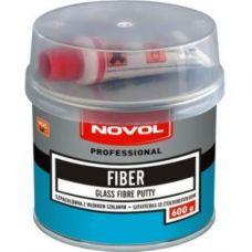 Шпатлевка Novol со стекловолокном 0,6 л