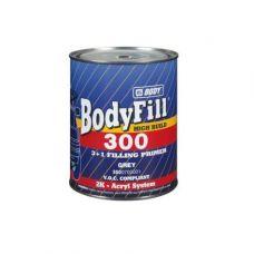 Грунт Body 300 3+1 серый