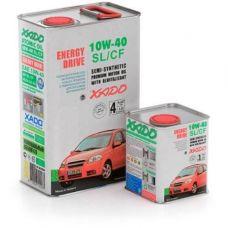 Масло XADO Atomic Oil  Еnergy Drive 10W40 4л