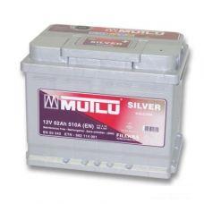 АКБ Mutlu Calcium Silver 62 А/ч