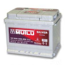 АКБ Mutlu Calcium Silver 63 А/ч