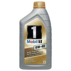 Масло Mobil 1 0W40 1л