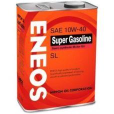 Масло Eneos Super Gasoline 10W40 4л