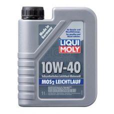 Масло Liqui Moly MoS2 Leichtlauf 10W-40 1л