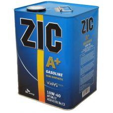 Масло ZIC A+ 10W-40 4л