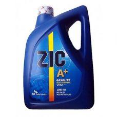 Масло ZIC A+ 10W-40 6л
