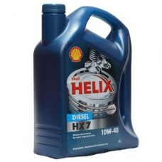 Масло Shell Helix HX7 Diesel 10W40 4л