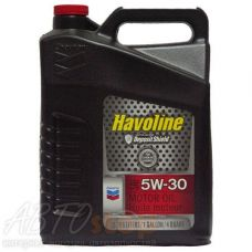 Масло Chevron Havoline 5W30 3,79л