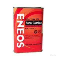 Масло Eneos Super Gasoline 5W30 1л