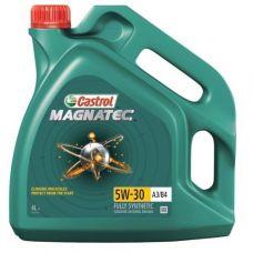 Масло Castrol Magnatec 5W30  А3/В4 4л