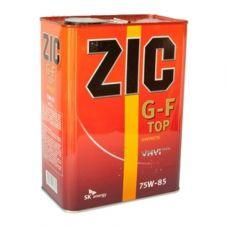 Масло ZIC G-F TOP 75W-85 4л