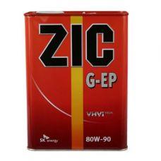 Масло ZIC G-5 80W-90 4л